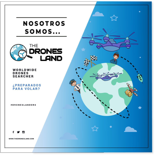 The Drones Land especialistas en asesoría aeronáutica