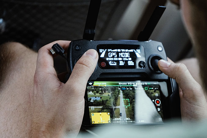 Fórmate como piloto de drones en The Drones Land